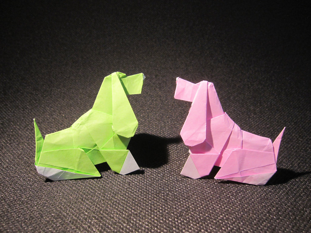 Kidfest Workshop Design Your Very Own Dog Paper Craft